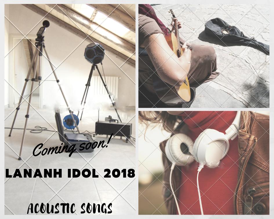 LAN ANH IDOL NĂM 2018