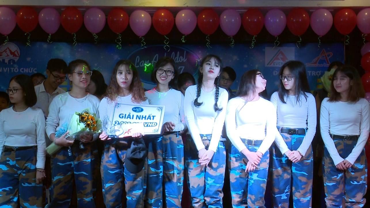 Hơn 500 người tham dự buổi chung kết âm nhạc Lan Anh Idol